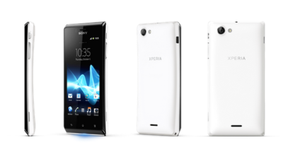 harga Sony Xperia J ST26i, spesifikasi Sony Xperia J ST26i, ponsel android sony sudah ICS terbaru 2012, gambar hp Sony Xperia J ST26i